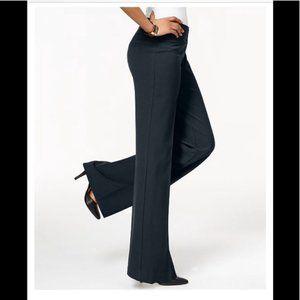 Style & Co. Wide Leg Dk Navy Dress Pants - 12L-NWT